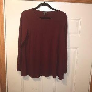 Eileen Fisher top L